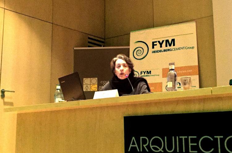 Conferencia del estudio paredes pedrosa en el coa granada - Colegio arquitectos granada ...