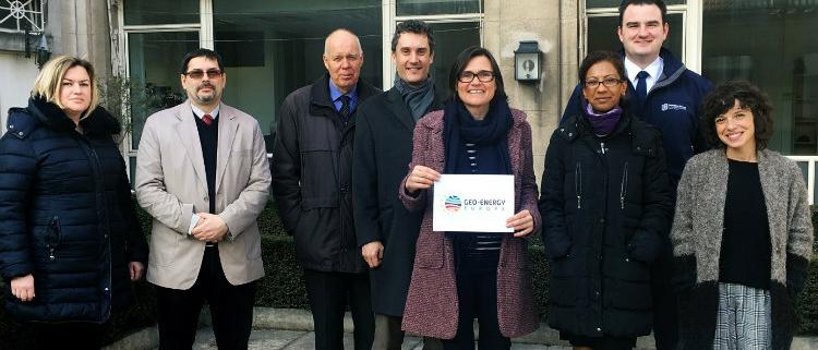 Arranca el proyecto europeo GEO-ENERGY EUROPE