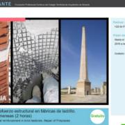 Mapei organiza una jornada técnica sobre refuerzo estructural en fábricas de ladrillo