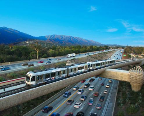 Hill International gestiona la nueva ampliación del metro ligero de Los Ángeles