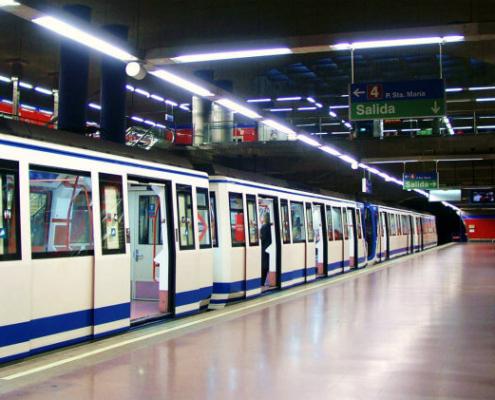Inaugurada la estación de Cercanías de Paco de Lucía en el barrio madrileño de Mirasierra