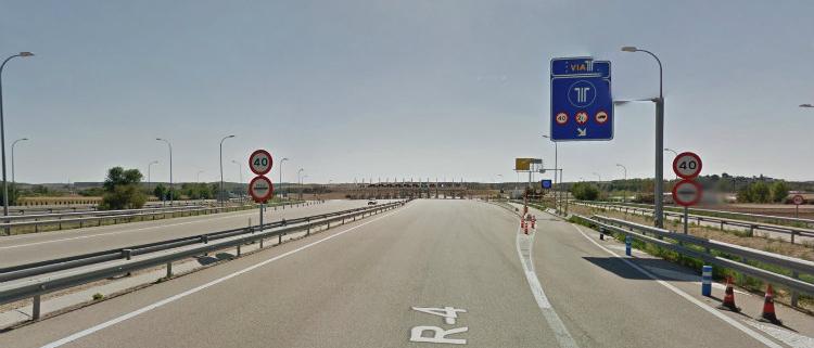 Fomento asume la gestión de la autopista R-4