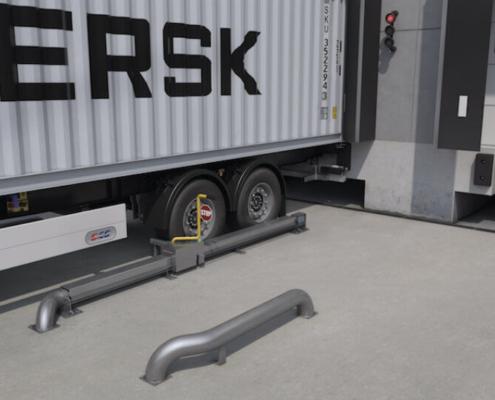 Hörmann desarrolla el sistema de bloqueo de ruedas MWB