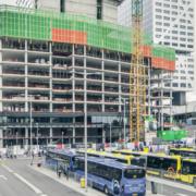 Protección perimetral HWS de ULMA en el WTC Utrecht