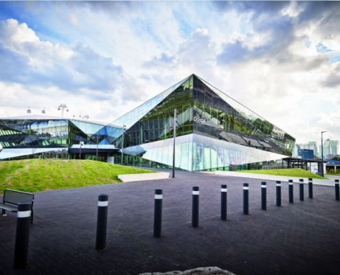 Siemens Sustainability Centre en Londres