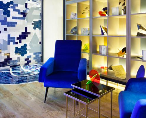 thyssenkrupp une tecnología y estética en Casa Decor 2018