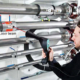 Servicio de ahorro energético en instalaciones de aire comprimido