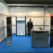 Persax se estrena en Maderalia con su catálogo de puertas