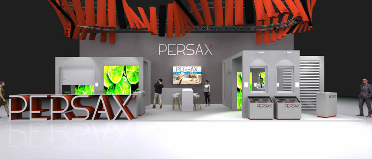 Persax presenta sus novedades en feria R+T Stuutgard 2018