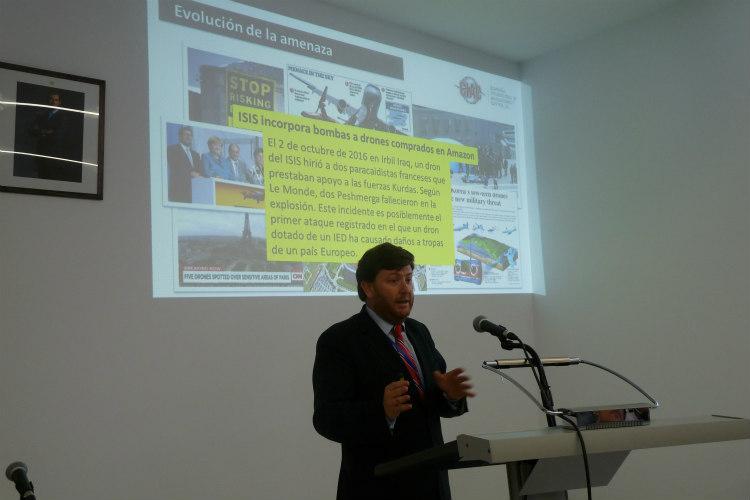 Jornada Tecnológica AntiDrone: Detección y Neutralización de Drones