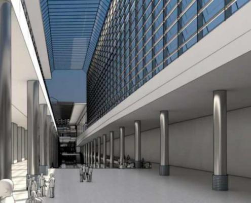 Fomento anuncia una inversión de 660,6 M€ para la segunda fase de la remodelación de Puerta de Atocha