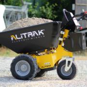 Vehículos eléctricos de Alitrak: respetuosos con el medioambiente