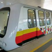Bombardier suministrará 19 trenes automáticos INNOVIA APM 300 a Singapur