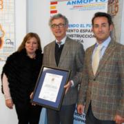ANMOPYC obtiene el certificado de Calidad según la nueva ISO 9001