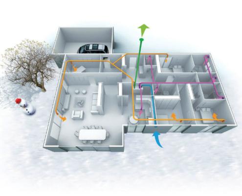 Siber participa en la jornada sobre aerotermia y ventilación mecánica del Proyecto CYPEWOOD