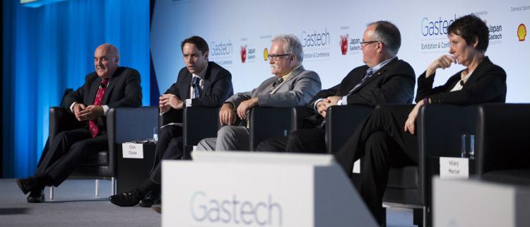 Gastech anuncia su programa preliminar su edición de 2018