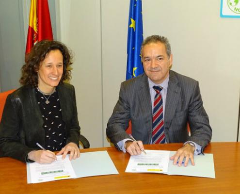 ANESE y OECC firman la Cuarta Actividad del Programa CLIMA