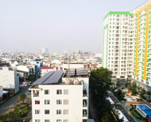 Inversores Fronius para proyecto solar en Vietnam
