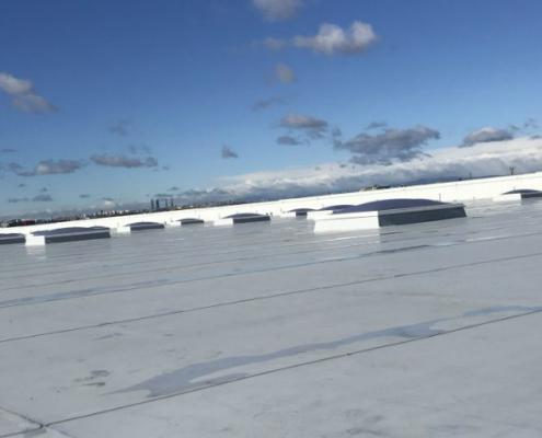 El 70% de las cubiertas industriales en Europa se realizan con láminas de PVC, según Danosa