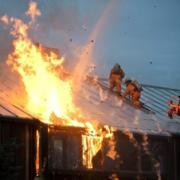 Reacción al fuego