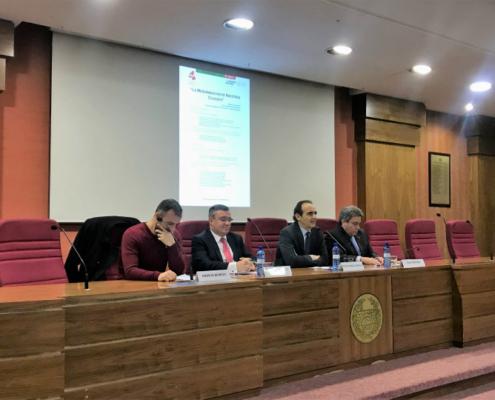 Jornada sobre desarrollo urbano con los Ingenieros de Caminos de Madrid