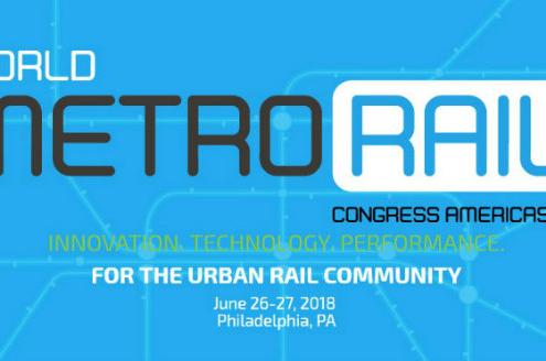 World MetroRail Congress Americas 2018 | 26 al 27 Junio de 2018