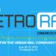 World MetroRail Congress Americas 2018   26 al 27 Junio de 2018