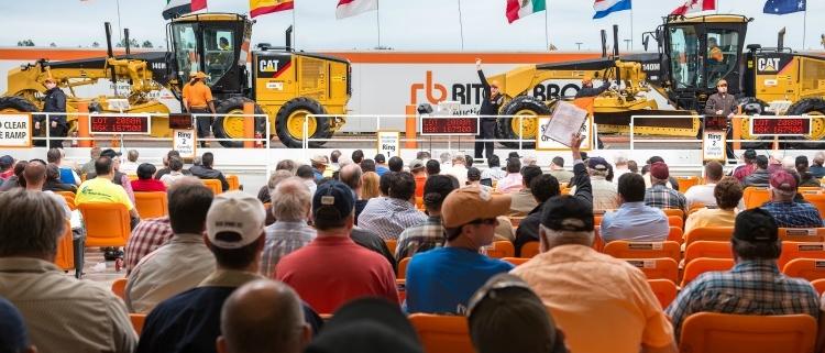 Ritchie Bros. realiza su primera subasta de 2018 en Ocaña