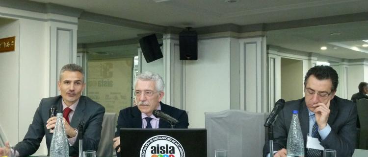AISLA presenta el proyecto del Instalador Homologado