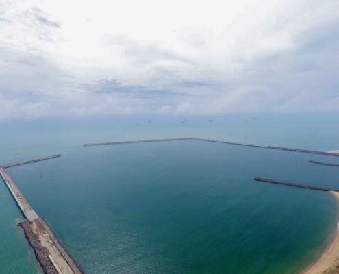 ACCIONA concluye las obras de la Terminal T2 del Puerto de Açu