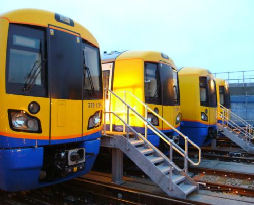 Bombardier amplía su contrato de servicios para London Overground hasta 2030