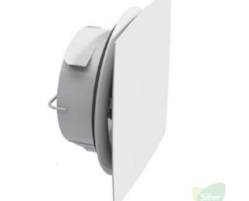 Siber Airy: boca de ventilación innovadora de baja emisión acústica