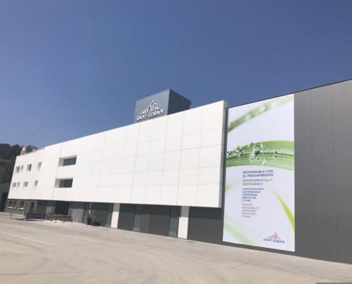 Se inaugura el nuevo Espacio Saint-Gobain Barcelona