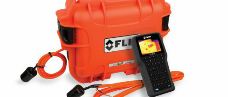 FLIR anuncia la solución de identificación de hormigón intelliRock III