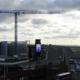 El aeropuerto de Heathrow cuenta con una grúa torre Linden Comansa 21LC750