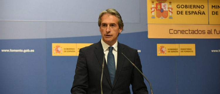 El presupuesto del Grupo Fomento en Madrid asciende en 2018 a 852,7 M€