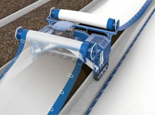 Eggersmann presenta BACKHUS CON 60: máquina para el secado y compostaje biológico