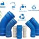 Molecor presenta ecoFITTOM para el transporte de agua a presión