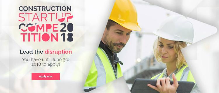 CEMEX Ventures lanza la convocatoria Construction Startup Competition 2018