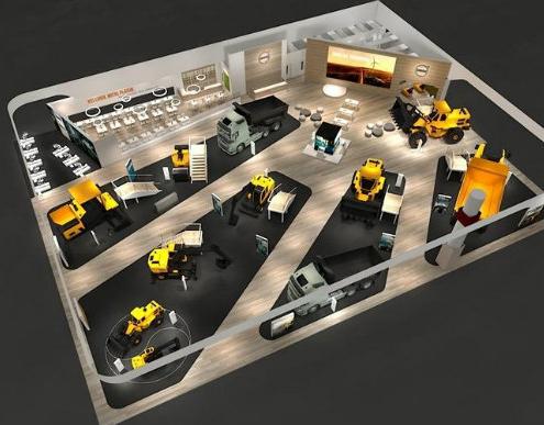 """Volvo Construction Equipment """"construye el mañana"""" en Intermat"""