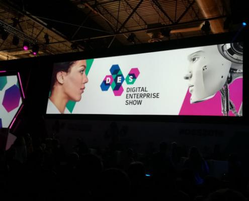 "DES – Digital Enterprise Show 2018: ""Enfrentándote a la avalancha digital"""