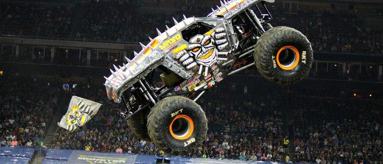 BKT patrocinador de Monster Jam por quinto año consecutivo