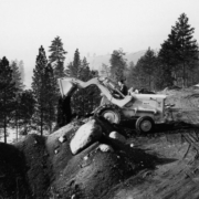 CASE celebra 60 años de fabricación de cargadoras de neumáticos