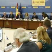 Presentación del Anteproyecto de Ley de Medidas Administrativas y Procesales