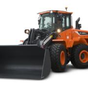 Doosan presenta la nueva cargadora de ruedas DL280-5