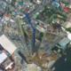 Las grúas de Linden Comansa en lo más alto de Bangkok