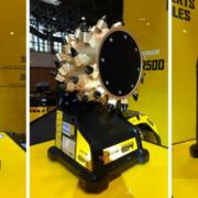 MB-R500, la fresadora multiusos de MB Crusher en Intermat