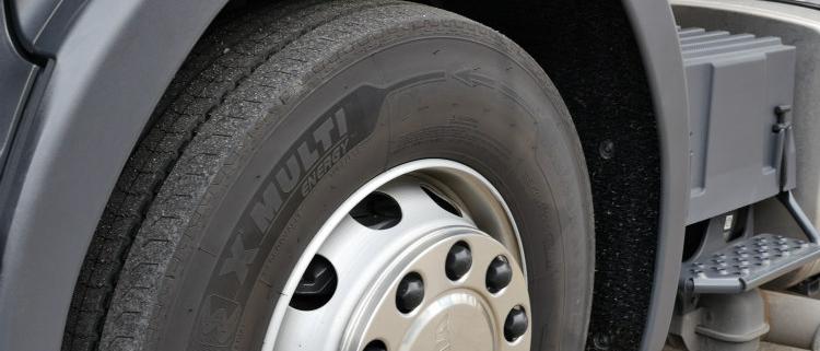 MICHELIN X Multi Energy, el nuevo neumático de bajo consumo para el transporte polivalente regional