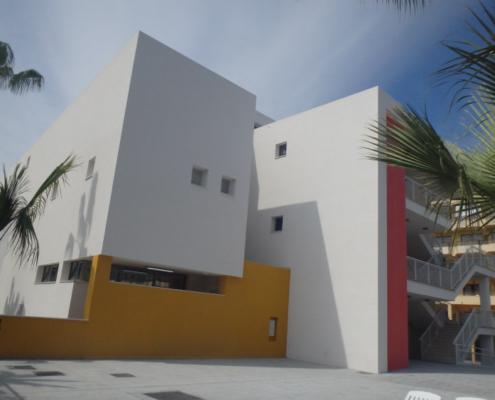 Rehabilitación y ampliación del Hotel Sol Alcúdia Center