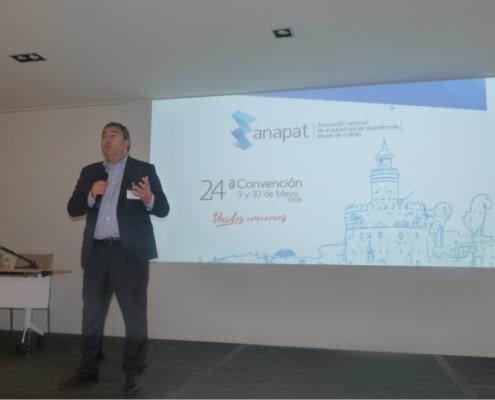 24ª Convención de ANAPAT reúne a alquiladores y fabricantes en Sevilla